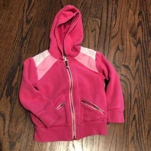 Old Navy hooded zip up jacket